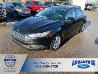 Used 2018 Ford Fusion LOW KMS, ONE OWNER, NO ACCIDENTS, REVERSE CAMERA, CRUISE for sale in Calgary, AB