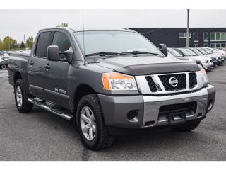 Used 2014 Nissan Titan Sv 5.6 4x4 Crew Mags for sale in St-Hubert, QC