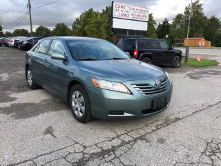 Used 2009 Toyota Camry LE for sale in Komoka, ON