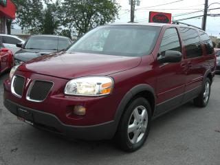 Used 2005 Pontiac Montana SV6 for sale in London, ON