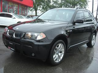 Used 2006 BMW X3 3.0i M Package for sale in London, ON