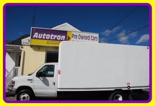 Used 2016 Ford E450 16' Cube, Ramp, A/C for sale in Woodbridge, ON