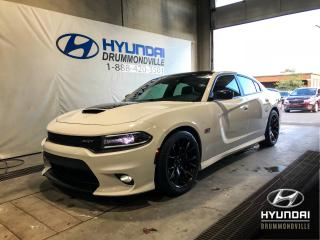 Used 2015 Dodge Charger SRT 392 + GARANTIE + NAVI + CUIR + WOW ! for sale in Drummondville, QC