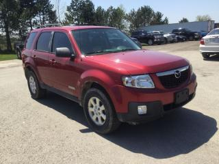 Used 2008 Mazda Tribute GX for sale in Harriston, ON