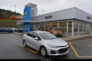 New 2019 Chevrolet Cruze LS for sale in Kamloops, BC