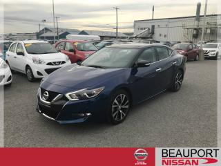 Used 2018 Nissan Maxima SL berline for sale in Beauport, QC