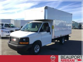 Used 2017 GMC Savana SAVANA CUBE 12 PIEDS AVEC DECK AVANT 201 for sale in Beauport, QC