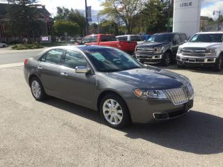 Used 2010 Lincoln MKZ FWD | One Owner | Heated/Cooled Front Seats for sale in Harriston, ON