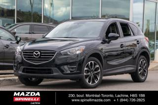 Used 2016 Mazda CX-5 Gt Awd Toit Gps Awd for sale in Lachine, QC