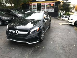 Used 2015 Mercedes-Benz GLA GLA 45 AMG for sale in Toronto, ON