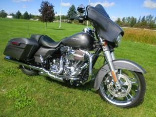 Used 2015 Harley-Davidson Street Glide for sale in Blenheim, ON
