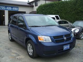 Used 2010 Dodge Grand Caravan SE for sale in Beaverton, ON