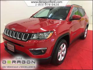 Used 2018 Jeep Compass North 4x4 Mags Cuir for sale in Cowansville, QC