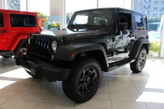 Used 2017 Jeep Wrangler for sale in Laval, QC