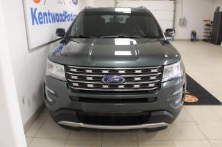 Used 2016 Ford Explorer 3 MONTH DEFERRAL! *oac | XLT | AWD | Power Seat | Third ROW | Back UP camera and more! for sale in Edmonton, AB