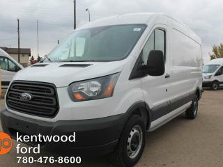 New 2018 Ford Transit VAN T250, Medium Roof, 3.7L V6, 101a Pkg, Reverse Camera for sale in Edmonton, AB