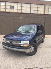 Used 2000 Chevrolet Tahoe LT - LEATHER - DRIVES NICE for sale in Toronto, ON