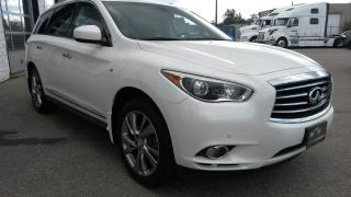 Used 2014 Infiniti QX60 Q60 4WD Deluxe Touring Panoroof Technology Package for sale in Guelph, ON