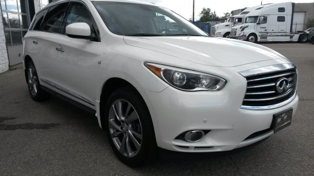 2014 Infiniti QX60 Q60 4WD Deluxe Touring Panoroof Technology Package