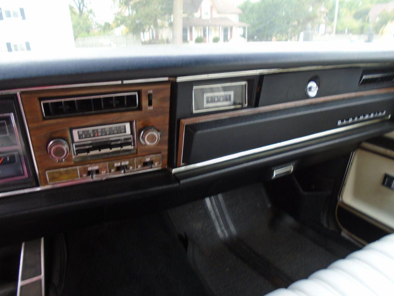 1974 Oldsmobile Delta