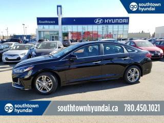 New 2019 Hyundai Sonata Preferred - 2.4L Leather, Heated Steering, Sunroof, Bluelink for sale in Edmonton, AB