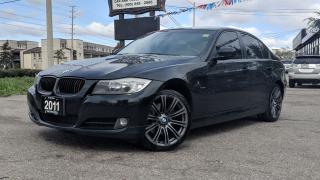 Used 2011 BMW 3 Series 328i xDrive AWD|CLEAN CP|HEATD STEERING for sale in Mississauga, ON