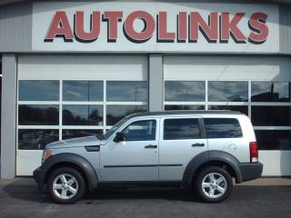 Used 2007 Dodge Nitro 4x4  low kms..sunroof for sale in St Catharines, ON