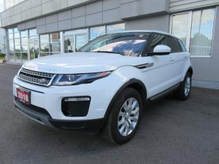 Used 2018 Land Rover Range Rover Evoque SE for sale in Mississauga, ON