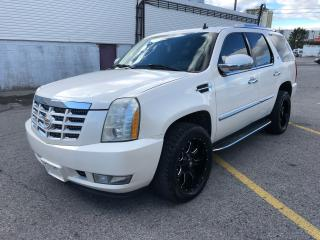 Used 2008 Cadillac Escalade for sale in North York, ON