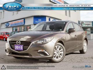 Used 2015 Mazda MAZDA3 GS for sale in Brantford, ON