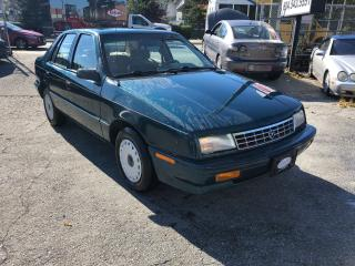 Used 1994 Plymouth Sundance for sale in Surrey, BC