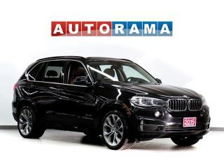Used 2015 BMW X5 EXECUTIVE PREMIUM TECH PKG PARKTRONICS BACKUP CAM for sale in Toronto, ON
