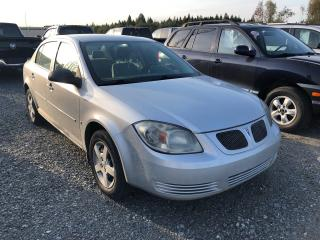 Used 2008 Pontiac G5 Base for sale in Val-D'or, QC