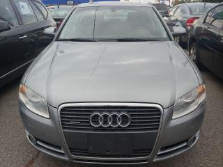 Used 2007 Audi A4 2.0T Quattro for sale in Oshawa, ON