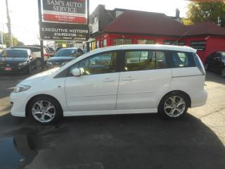 Used 2008 Mazda MAZDA5 GT / LOADED / SUNROOF / LEATHER / NEW BRAKES / for sale in Scarborough, ON