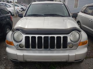 Used 2007 Jeep Liberty Limited Edition for sale in Oshawa, ON