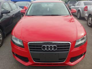 Used 2009 Audi A4 2.0L TURBO for sale in Oshawa, ON