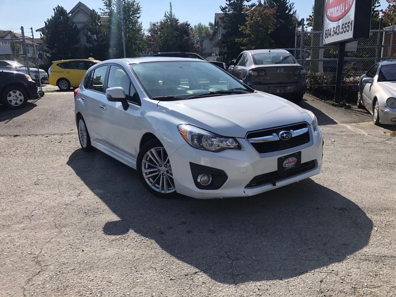 2012 Subaru Impreza Limited