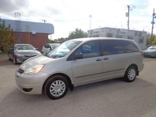 Used 2005 Toyota Sienna 8 PASSENGER for sale in Kitchener, ON