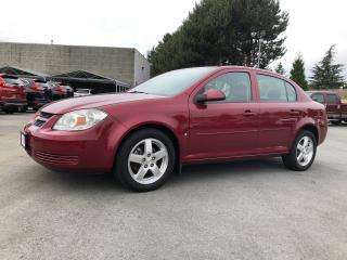 Used 2009 Chevrolet Cobalt LT for sale in Surrey, BC