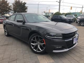 Used 2017 Dodge Charger SXT Rallye**Power Sunroof**Blind Spot Detection** for sale in Mississauga, ON