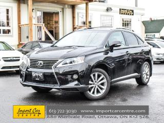 Used 2015 Lexus RX 350 TOURING AWD NAV COOLED SEATS ONLY 49KKMS WOW!! for sale in Ottawa, ON