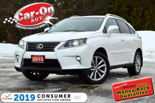 Used 2015 Lexus RX 350 Sportdesign Touring AWD LEATHER NAV SUNROOF LOADED for sale in Ottawa, ON