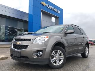 Used 2011 Chevrolet Equinox 1LT for sale in Barrie, ON