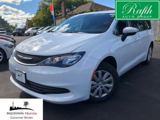 Used 2017 Chrysler Pacifica LX-like new-pristine condition for sale in North York, ON