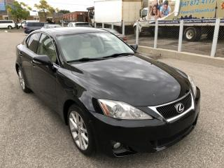 Used 2011 Lexus IS 250 AWD I NAVIGATION I BACK-UP CAMERA for sale in Toronto, ON
