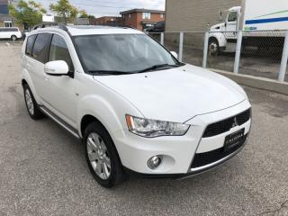 Used 2012 Mitsubishi Outlander 4WD 4dr GT for sale in Toronto, ON