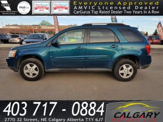 Used 2007 Pontiac Torrent AWD 4dr for sale in Calgary, AB