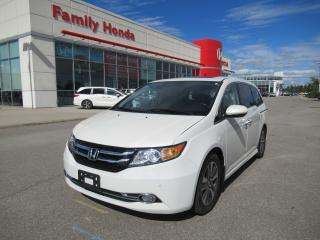 Used 2015 Honda Odyssey Touring, FULLY LOADED!! for sale in Brampton, ON