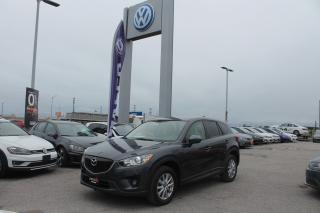 Used 2015 Mazda CX-5 GS for sale in Whitby, ON